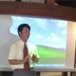 東リ(株) 井上孝邦氏