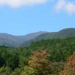 あれが安達太良山 2009/09/24